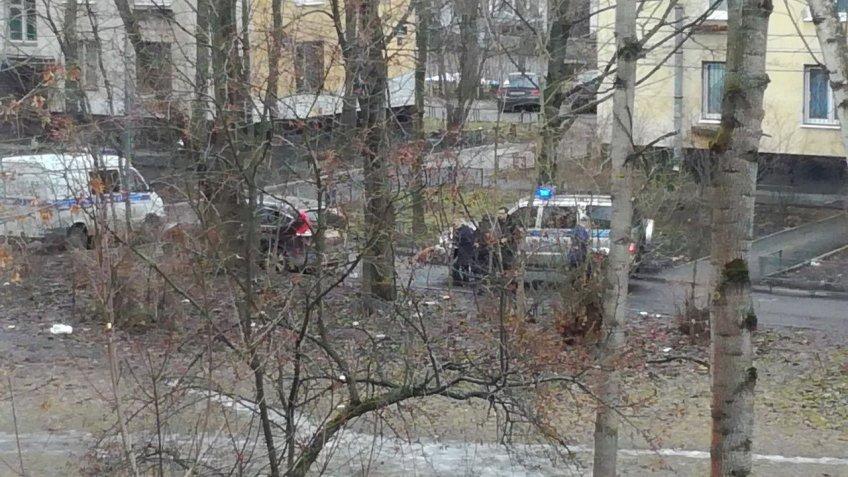 НаКостюшко обнаружили тело мертвой женщины